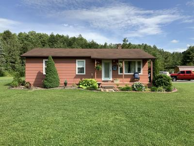 White Sulphur Springs Single Family Home For Sale: 210 Pinewood Rd
