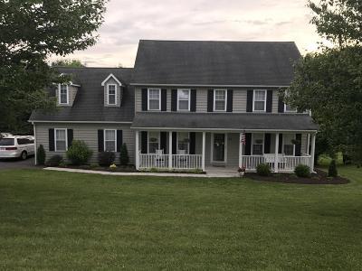 Lewisburg Single Family Home For Sale: 509 Wake Robin Trl