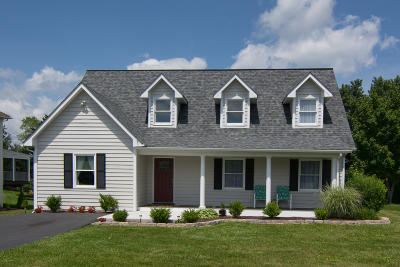 Lewisburg Single Family Home For Sale: 518 Crowfield Cir