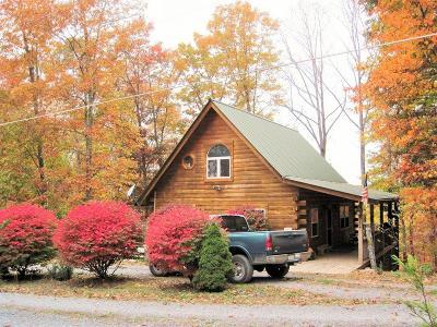 Single Family Home For Sale: 124 Mountain Vista Drive