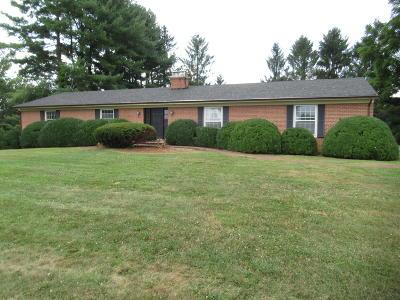 Lewisburg Single Family Home For Sale: 231 Kearns Street