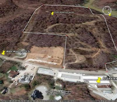 Cross Lanes Residential Lots & Land For Sale: West Washington Street