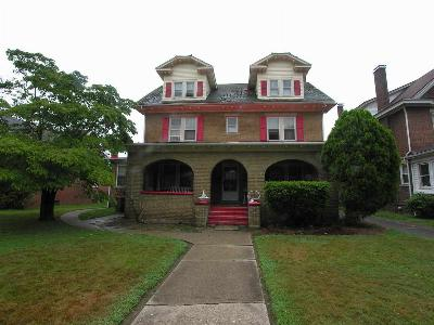 Huntington WV Multi Family Home For Sale: $169,900