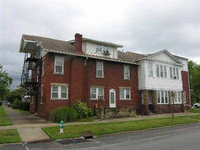 Huntington WV Multi Family Home For Sale: $199,900