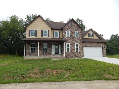 Milton Single Family Home For Sale: 182 Smelser Lane