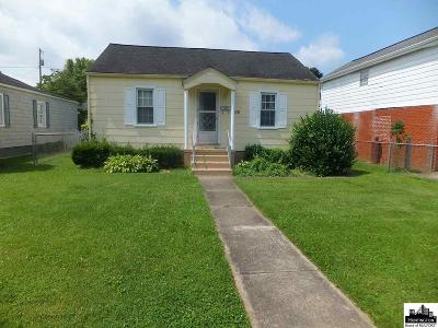 Ironton Single Family Home For Sale: 2010 N 4th Street
