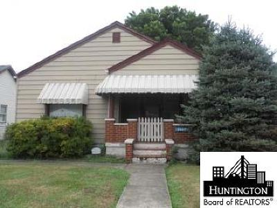 Ironton Single Family Home For Sale: 2409 S 8th Street