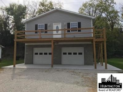 Milton Single Family Home For Sale: 1014 Newmans Branch Road