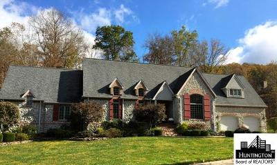Barboursville Single Family Home For Sale: 102 St. Andrews Drive