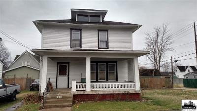 Ironton Single Family Home For Sale: 420 Oak Street