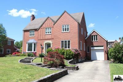 Huntington Single Family Home For Sale: 660 North Blvd