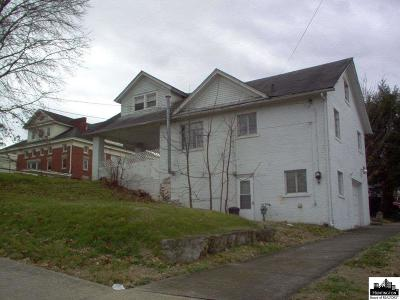 Ironton Single Family Home For Sale: 814 Center Street