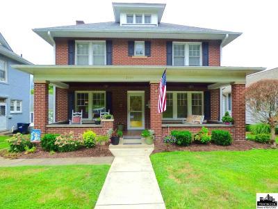 Ashland Single Family Home For Sale: 2005 Hilton Avenue