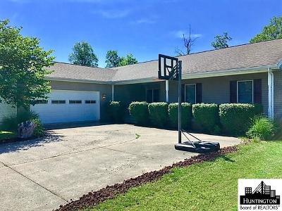 Milton Single Family Home For Sale: 9586 Barker Ridge Road
