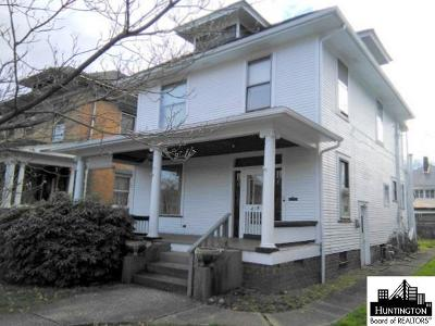 Ironton Single Family Home For Sale: 812 S 5th