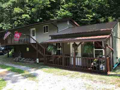 Ironton Single Family Home For Sale: 157 Township Road 310