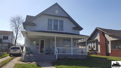 Ironton Single Family Home For Sale: 2430 South 6th Street