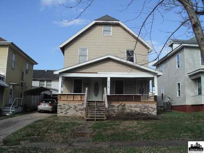 Huntington WV Multi Family Home For Sale: $50,900