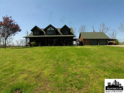 Ona WV Single Family Home For Sale: $399,900