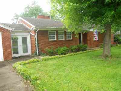 South Point OH Single Family Home For Sale: $210,000