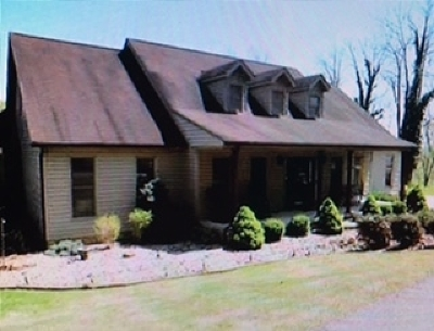 Ironton Single Family Home For Sale: 1390 Carl Drive