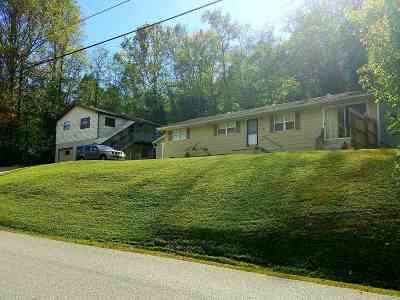 Barboursville Single Family Home For Sale: 1583 Hash Ridge Road