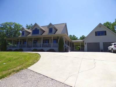 Ashland Single Family Home For Sale: 6060 Fellowship Drive
