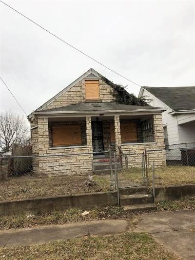 Huntington Single Family Home For Sale: 1115 17th Street