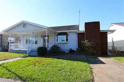 Proctorville Single Family Home For Sale: 48 Township Road 1227