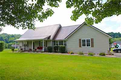 Chesapeake Single Family Home For Sale: 2183 County Road 32
