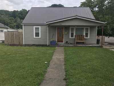Huntington Single Family Home For Sale: 3903 Hughes Street
