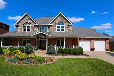 Proctorville Single Family Home For Sale: 458 Township Road 1525