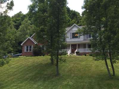 Chesapeake Single Family Home For Sale: 3091 County Road 115