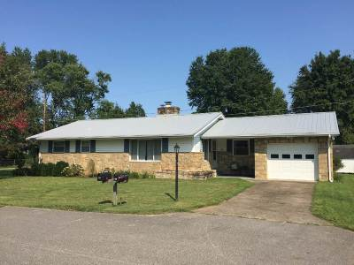 Proctorville Single Family Home For Sale: 182 Township Road 1052