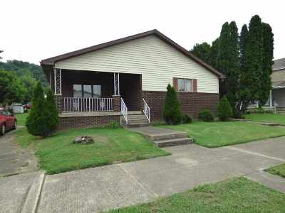Ironton Single Family Home For Sale: 2527 S 11th Street