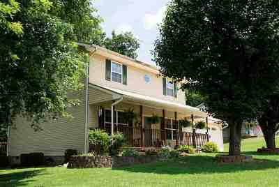 Proctorville Single Family Home For Sale: 95 Private Drive 64