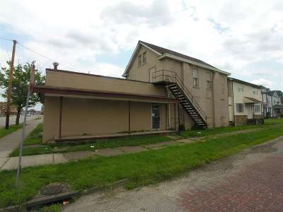 Huntington WV Commercial For Sale: $120,000