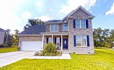 Milton Single Family Home For Sale: 53 Smelser