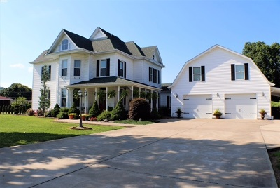 Proctorville Single Family Home For Sale: 1853 County Road 411