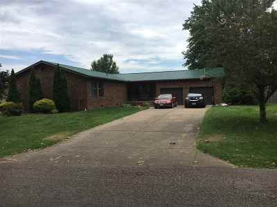 Proctorville Single Family Home For Sale: 724 Township Rd 1135