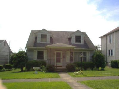 Ironton Single Family Home For Sale: 2506 S 12th Street