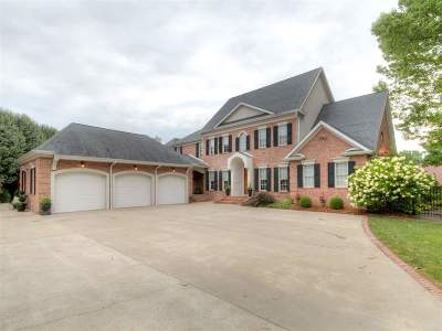 Proctorville Single Family Home For Sale: 9604 County Road 107 Lot 27