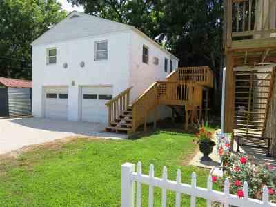 Milton Single Family Home For Sale: 1114 Rivers Edge Drive