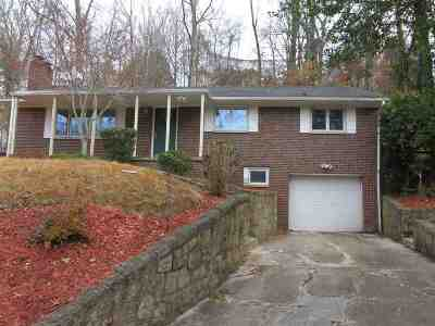 Single Family Home For Sale: 284 Roland Park Drive