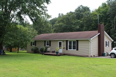 Chesapeake Single Family Home For Sale: 3575 Co Rd 36