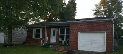 Barboursville Single Family Home For Sale: 1015 Mount Vernon Circle