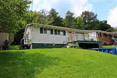 Barboursville Single Family Home For Sale: 607 Wilson St