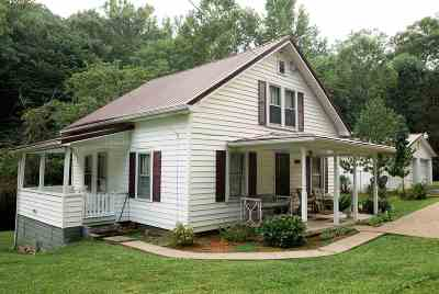 Barboursville Single Family Home For Sale: 5103 State Route 10