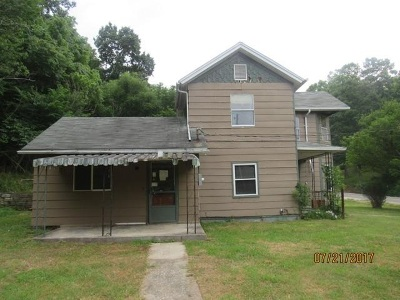 South Point Single Family Home For Sale: 6469 State Route 243