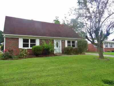 Barboursville Single Family Home For Sale: 5 Steiner Boulevard